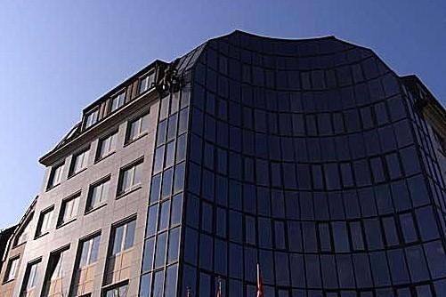 Glasreinigung, Fassadenreinigung, Dresden